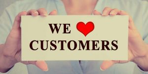 we love customer