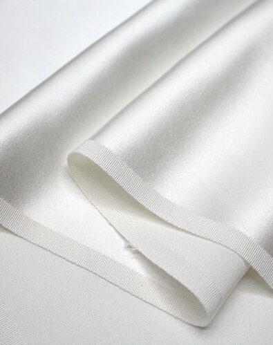 Bán vải lụa mộc, bán vải lụa trắng