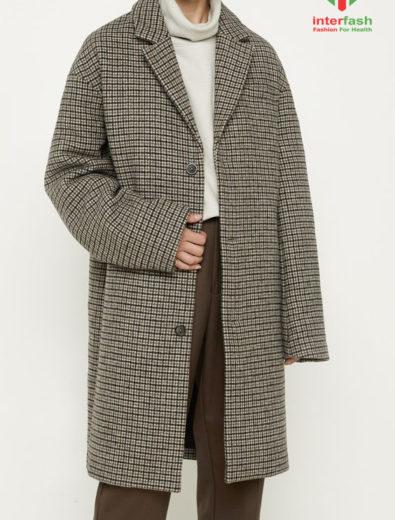 Nhà máy may áo khoác cao cấp Interfash